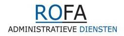 ROFA Administratieve Diensten logo